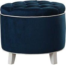 Dalton Storage Ottoman Hykkon Upholstery Colour: