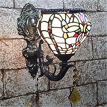 DALUXE Tiffany Retro Vintage Wall Lamps Sconces
