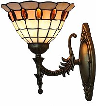 DALUXE Wall Lamp Retro Wall Lamp Tiffany Style