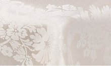 Damask Pattern Tablecloth: Large/Pink Flower