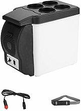 DaMohony Portable Car Refrigerator,Mini Food