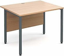 DAMS Maestro 25 GL straight desk 1000mm x 800mm -