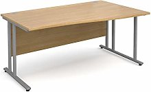 DAMS Maestro 25 SL right hand wave desk 1600mm -