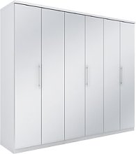 Dan 6 Door Wardrobe Wade Logan
