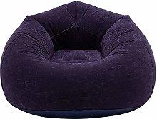 Dandelionsky Inflatable Bean Bag Chair Sofa with