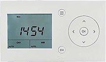 Danfoss Randall Twin Channel Heating Timer (7-Day,