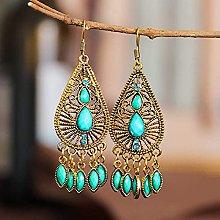 Dangly Earrings,Vintage Drop Earring Boho Ethnic