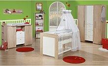 Daniel 5 Piece Nursery Furniture Set roba