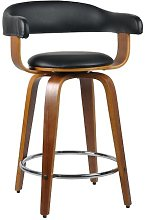 Dansby 61cm Swivel Bar Stool Corrigan Studio