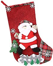 DANSHEN Christmas stockings, Christmas fireplace
