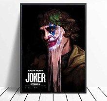 danyangshop Movie Joker Modular Pictures Hd Print