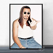 danyangshop Print On Canvas Frameless Apache 207