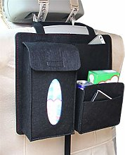 DaoRier Wool Felt Storage Bags Garbage Bag Hang