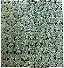 daoyiqi Art nouveau, teal,gold,pattern,belle