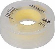 Dapetz ® 1 Roll 12mm x 5m Gas Yellow Plumbers