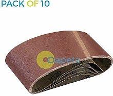 Dapetz ® 10 X Power Tool Sander Sanding Belt