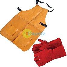 Dapetz ® New Welders Welding Apron &