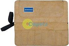 Daptez ® Chisel & Tool Roll 8 Pocket - 440 X 380mm