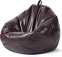 DAQUANTOU Bean Bag Cover Without Filling, Pu