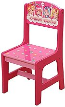 DAQUANTOU Children's Table and Chair,Cute