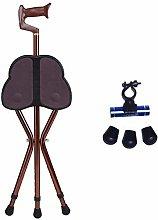 DAQUANTOU Convenience Three-Legged Walking Stick