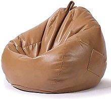 DAQUANTOU Stuffed Storage Bean Bag Chair Cover