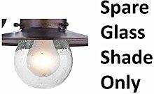 Dar Sedgewick SED191 Wall Light Single Spare