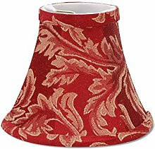 Darice SS-DAR-2609-811 5 inch Cloth Lampshade with
