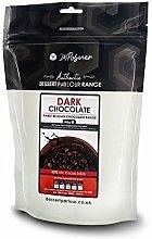 Dark Belgian Fondue Chocolate 900g - Chocolate