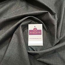 Dark Grey 92 Plain Polycotton Fabric - Dress Craft