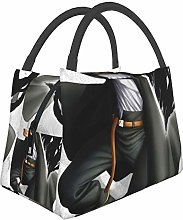 Dark Mage Captain Portable Insulation Bag Lunch