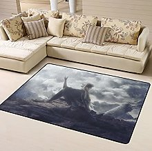 Dark Souls Area Rug Floor Rugs Living Room Bedroom