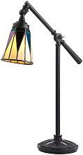 Dark star steel table lamp