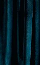 Dark Teal 1 Metre Luxurious Italian Woven Velvet