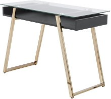 Darlene Desk Canora Grey