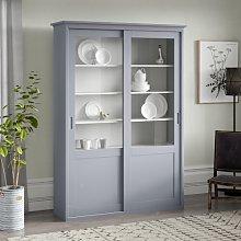 Darren Display Cabinet August Grove