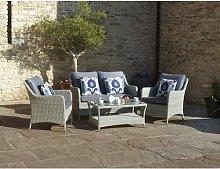 Darshan 4 Seater Rattan Sofa Set Sol 72 Outdoor