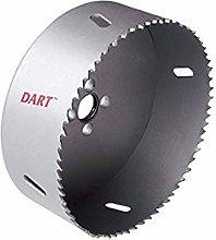 Dart Hss Bi-Metal Variable Pitch DAH168 168Mm