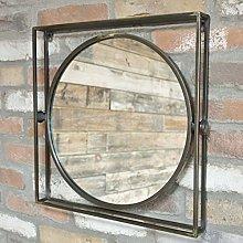 Darthome Ltd Industrial Square Metal Frame Wall