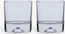 Dartington Crystal Dimple Double Old Fashioned