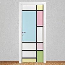 Darwin Door Sticker Brayden Studio