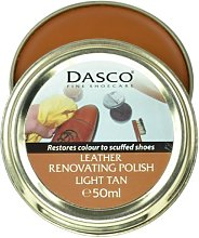 Dasco Renovating Polish - Light Tan