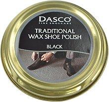Dasco Wax shoe polish - Black by Dasco