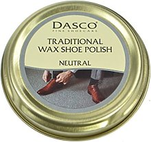Dasco Wax shoe polish - Neutral by Dasco