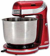 Dash Everyday Stand Mixer, Red