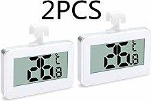 Dasket Refrigerator Thermometer, Digital