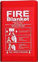 Dastrues Fire Blanket In Soft Case - Quick