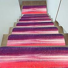 DATOU Stair Tread Carpet Mats Step Staircase