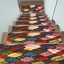 DATOU Stair Treads Carpet Safety Rug Slip