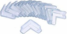 DAUERHAFT Baby Proofing Corner Guards,PVC